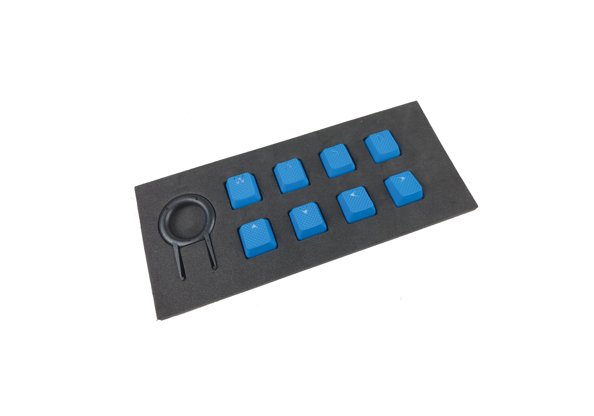 Textured Keycaps